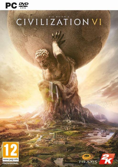 Civilization VI hoesje