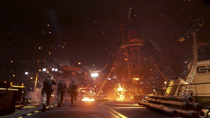Call of Duty: Infinite Warfare screenshot 0