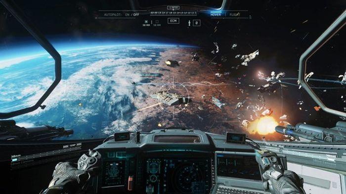 Call of Duty: Infinite Warfare screenshot 6