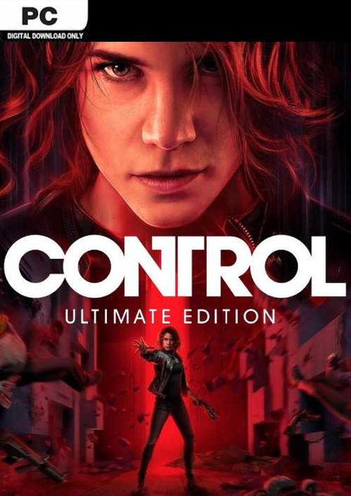 Control Ultimate Edition for PC [Digital Download]