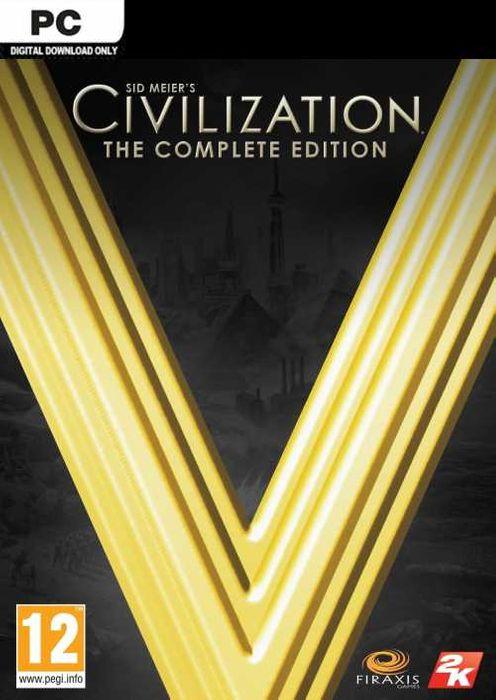 Civilization V: Complete Edition hoesje