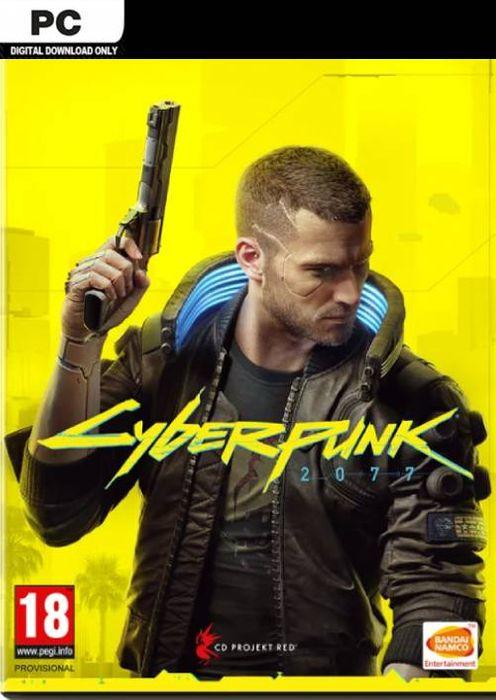 Cyberpunk 2077 hoesje