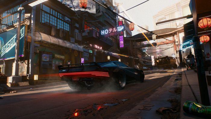 Cyberpunk 2077 screenshot 11