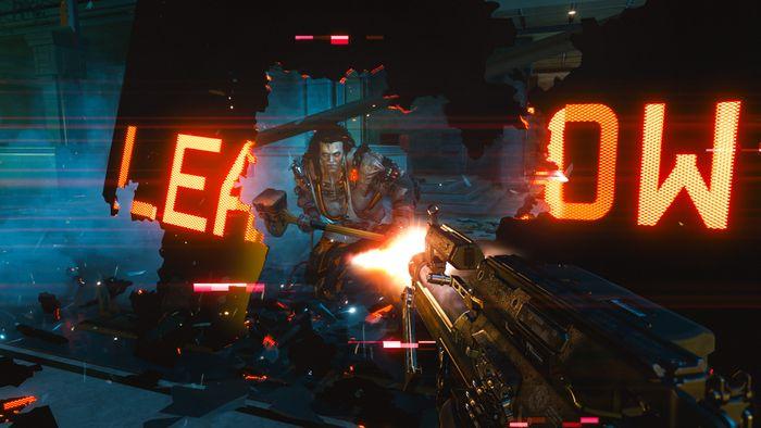 Cyberpunk 2077 screenshot 10
