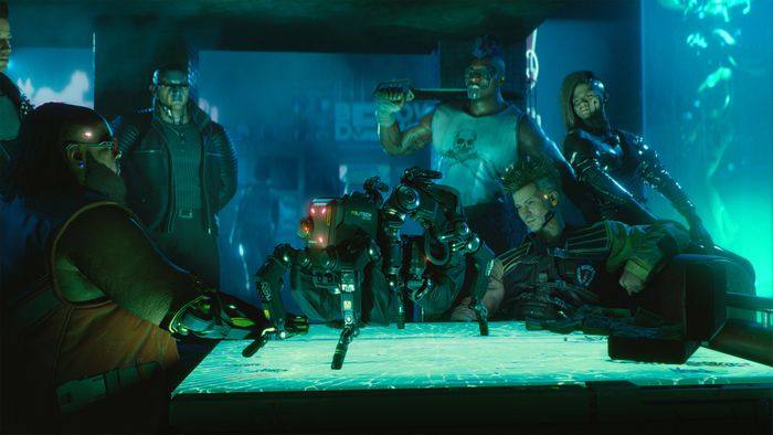 Cyberpunk 2077 screenshot 9