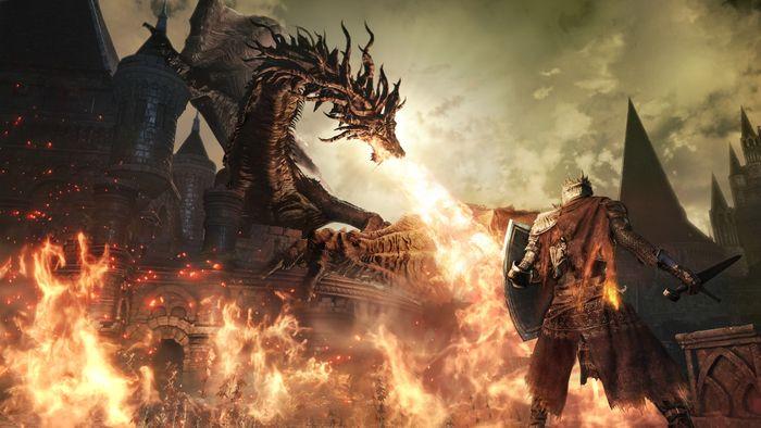 Dark Souls 3 screenshot 3
