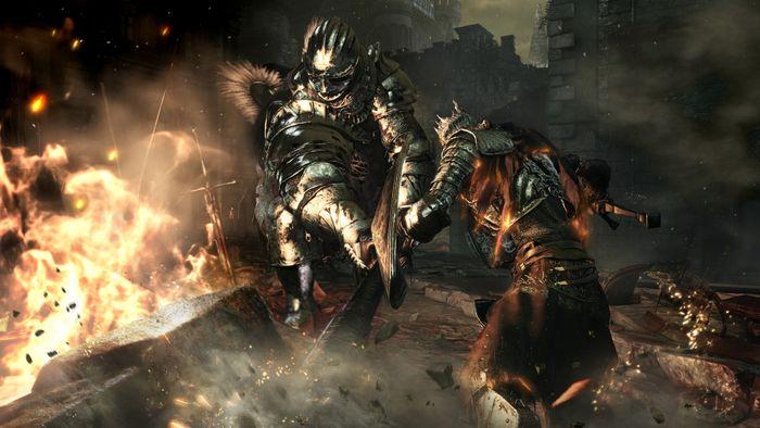 Dark Souls 3 screenshot 2