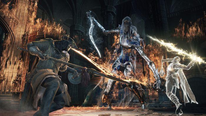 Dark Souls 3 screenshot 1