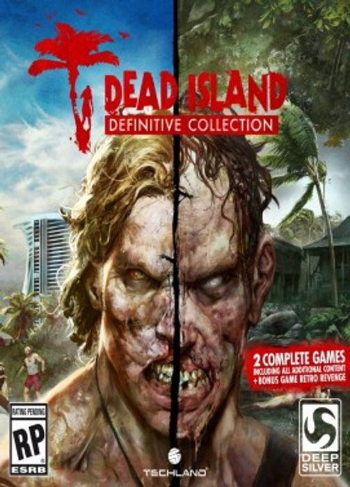 Dead Island Definitive Collection hoesje