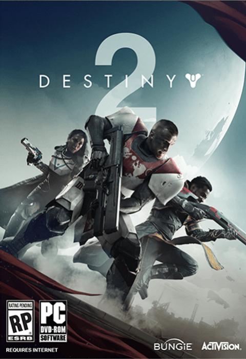 Destiny 2 hoesje