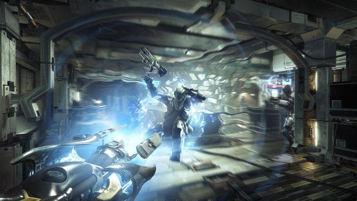Deus Ex: Mankind Divided screenshot 10