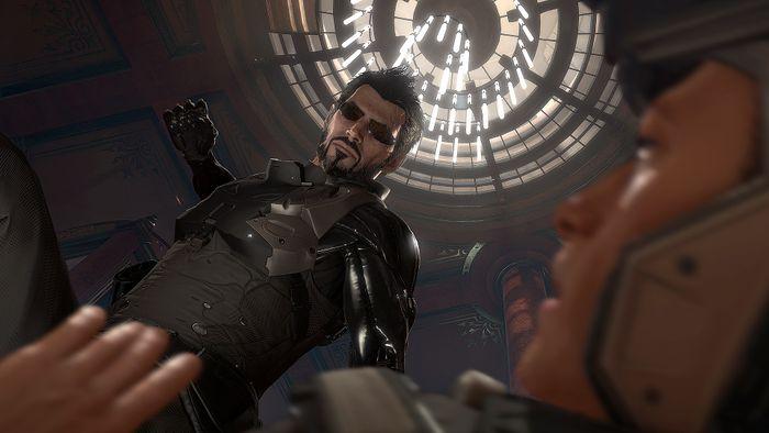 Deus Ex: Mankind Divided screenshot 11