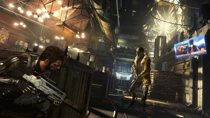 Deus Ex: Mankind Divided screenshot 6