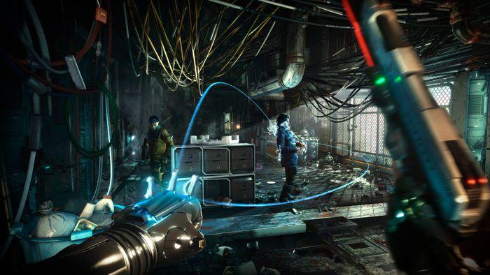 Deus Ex: Mankind Divided screenshot 13