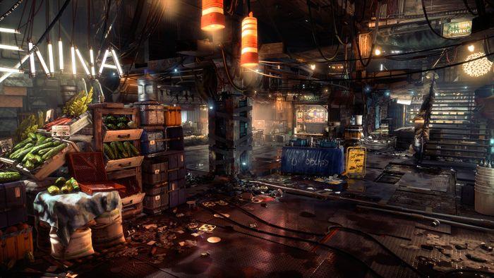 Deus Ex: Mankind Divided screenshot 0