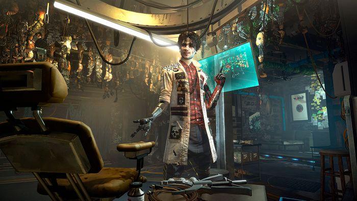 Deus Ex: Mankind Divided screenshot 4