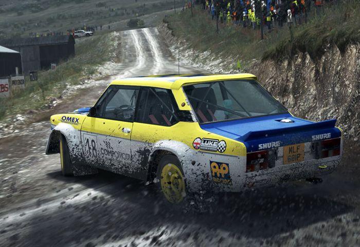 DiRT Rally screenshot 0