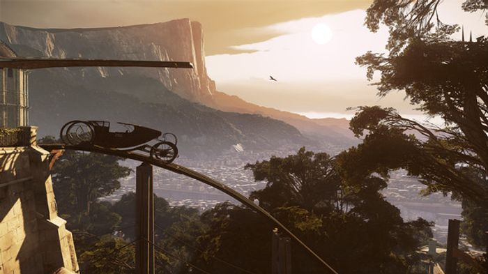 Dishonored 2 screenshot 4