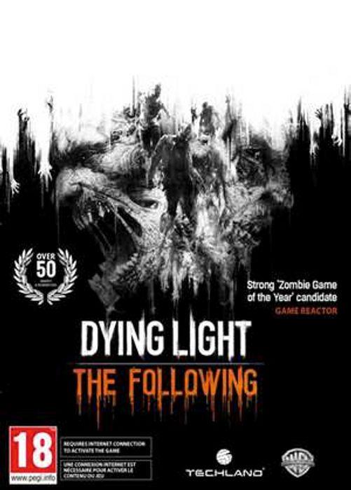 Dying Light: The Following hoesje