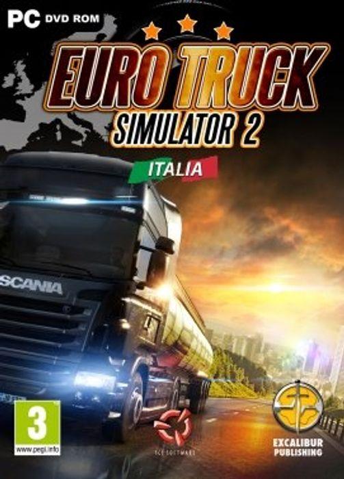 Euro Truck Simulator 2: Italia hoesje