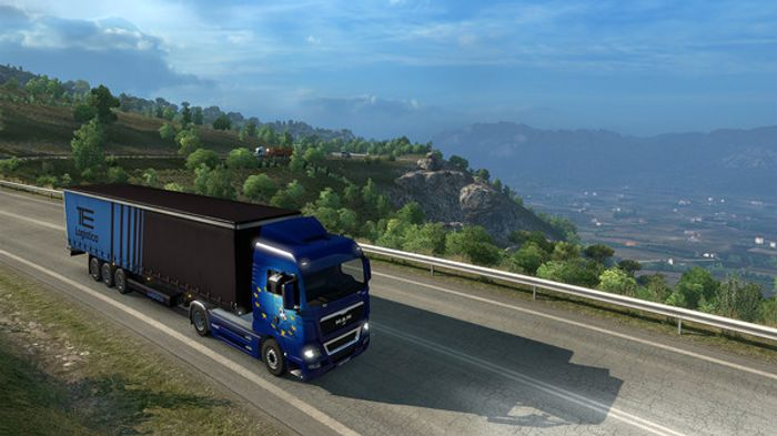 Euro Truck Simulator 2: Italia screenshot 2