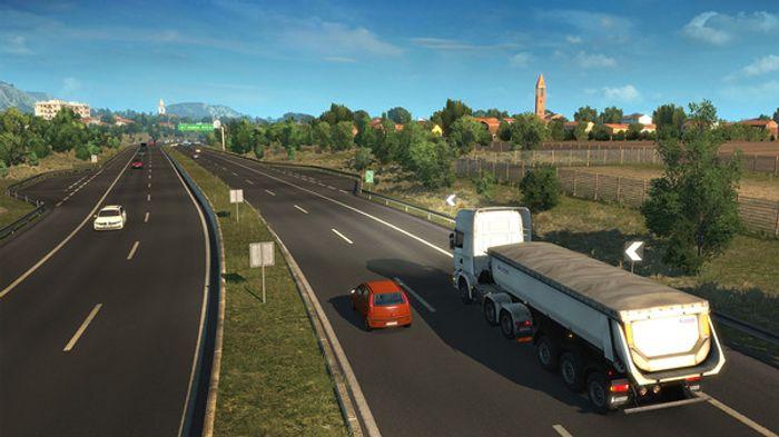 Euro Truck Simulator 2: Italia screenshot 7