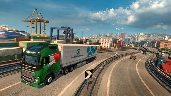 Euro Truck Simulator 2: Italia screenshot 6
