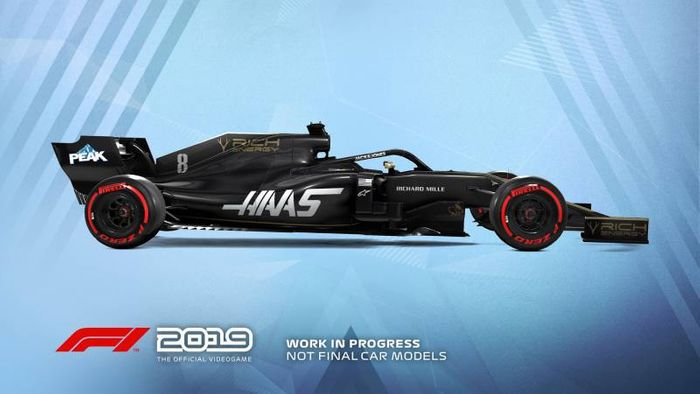 F1 2019 Anniversary Edition screenshot 0