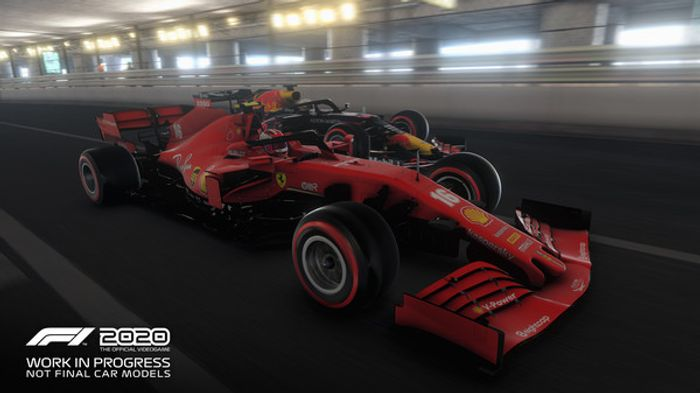 F1 2020 Seventy Edition screenshot 0
