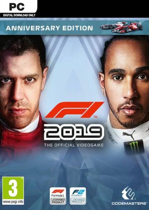 F1 2019 Anniversary Edition hoesje