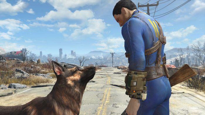 Fallout 4 hoesje