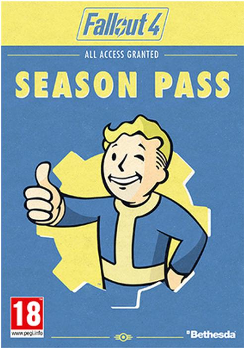 Fallout 4 Season Pass hoesje