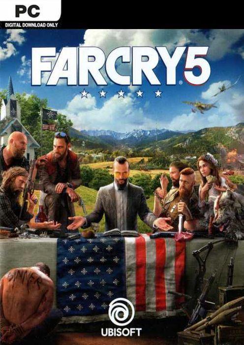Far Cry 5 hoesje