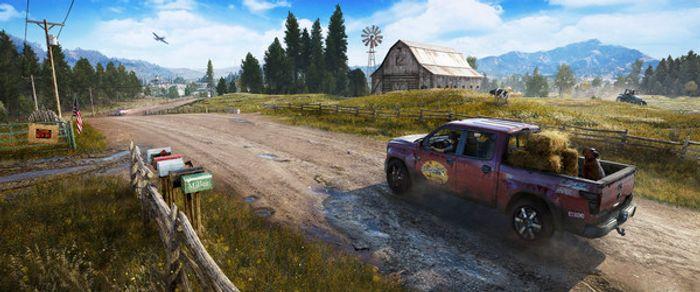 Far Cry 5 screenshot 0