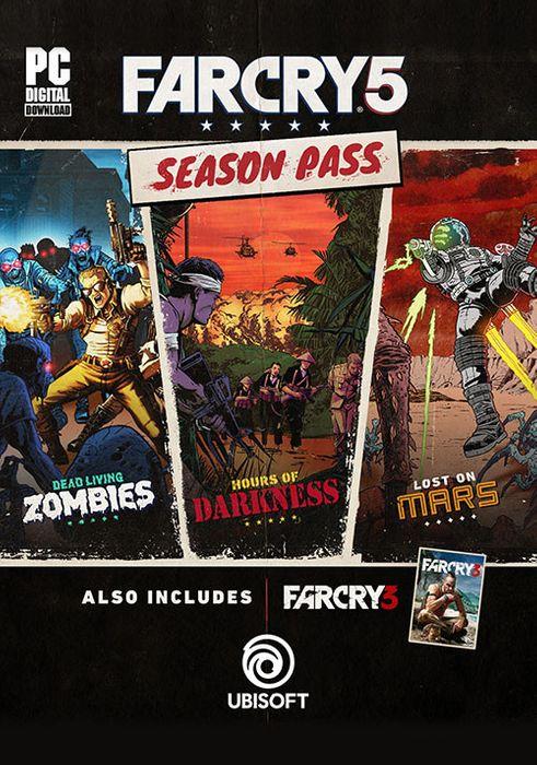 Far Cry 5 Season Pass hoesje