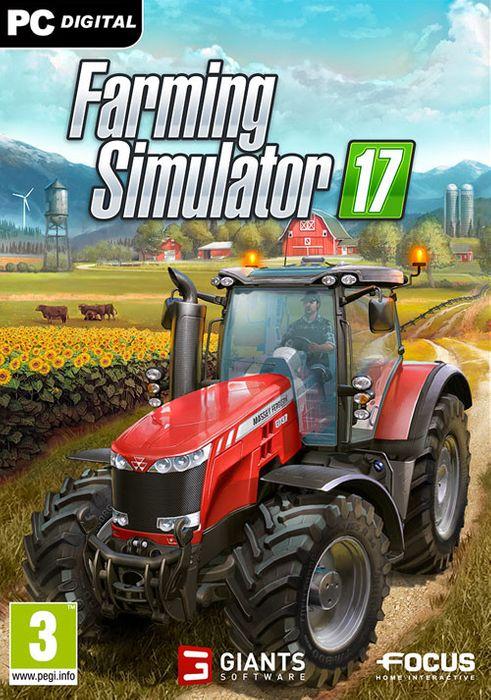 Farming Simulator 17 hoesje