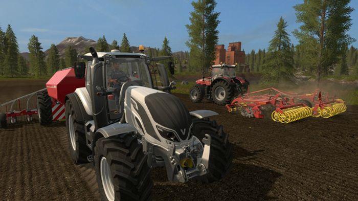 Farming Simulator 17 screenshot 1