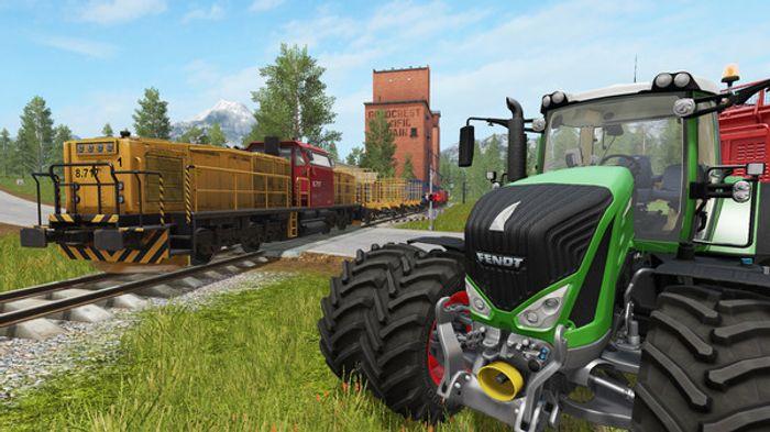Farming Simulator 17 screenshot 0
