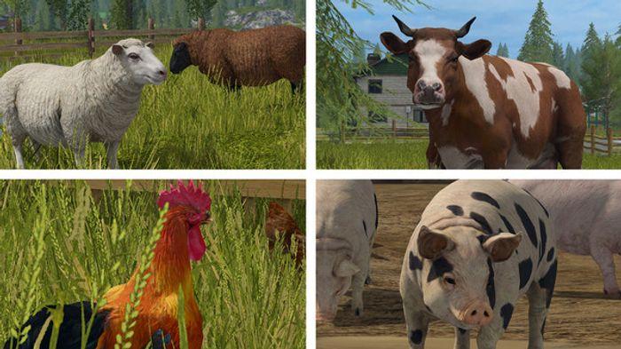 Farming Simulator 17 screenshot 2