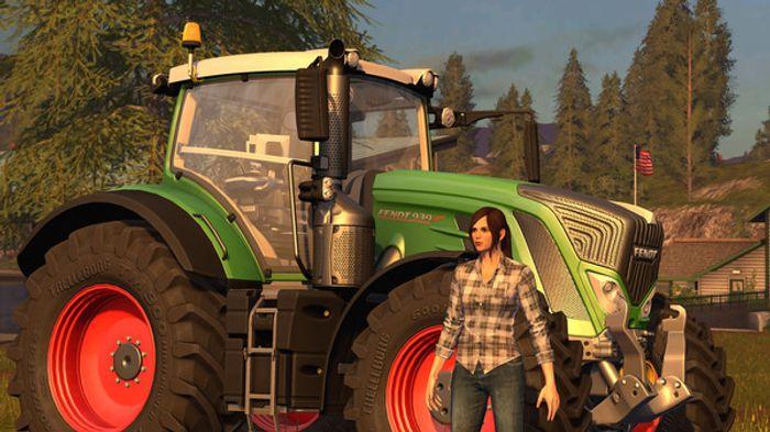 Farming Simulator 17 screenshot 5