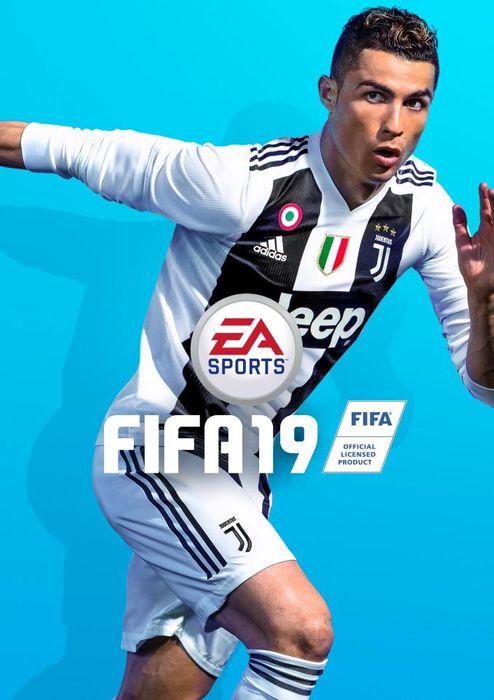 FIFA 19 hoesje