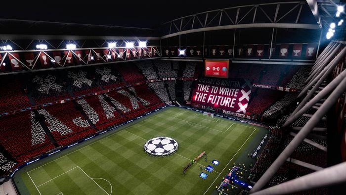 FIFA 21 screenshot 5