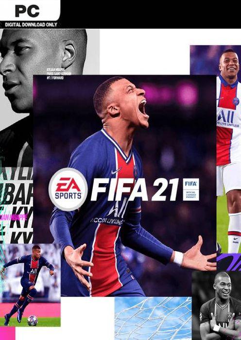 FIFA 21 hoesje