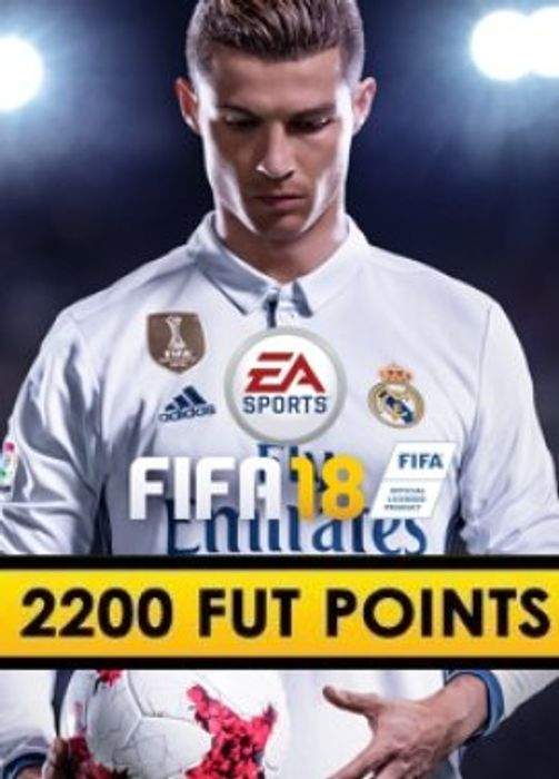 FIFA 18: 2200 FUT hoesje
