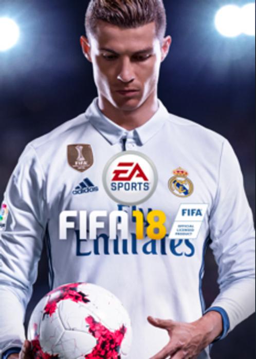 FIFA 18 hoesje