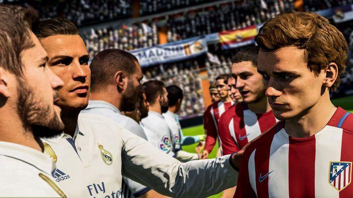 FIFA 18 screenshot 9