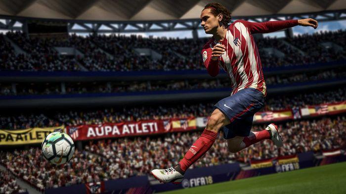 FIFA 18 screenshot 7