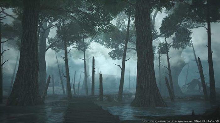Final Fantasy XIV: Stormblood screenshot 6
