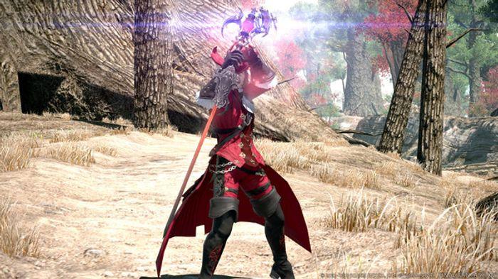 Final Fantasy XIV: Stormblood screenshot 10