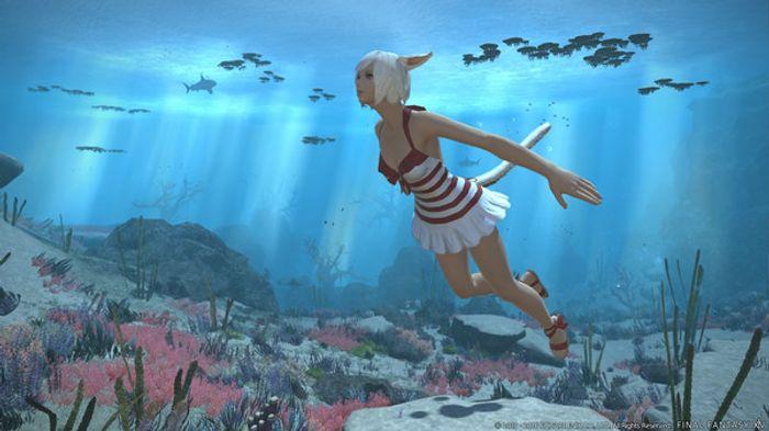 Final Fantasy XIV: Stormblood screenshot 8